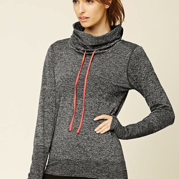 Active Marled Pullover