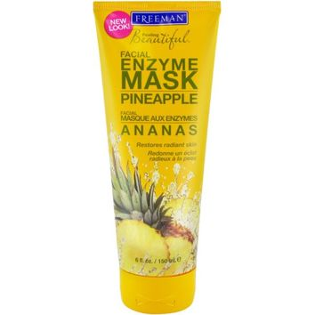 Feeling Beautiful Pineapple Facial Enzyme Mask