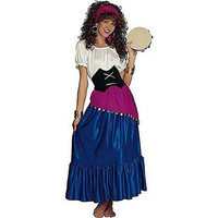 Costume Culture Womens Halloween Party Gypsy Costume