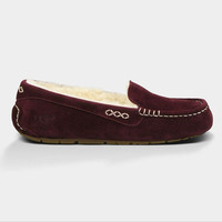 Ugg Ansley Womens Slipppers Mahogony  In Sizes