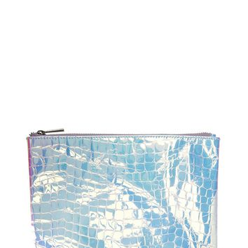 Holographic Makeup Pouch