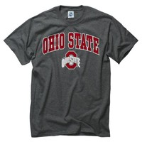 Ohio State Buckeyes Dark Heather Perennial II T-Shirt
