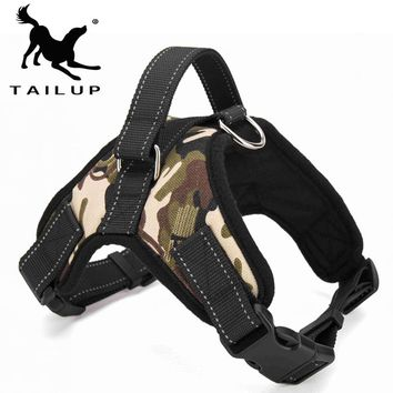 Durable Reflective Dog Harness - For Dogs of All Sizes