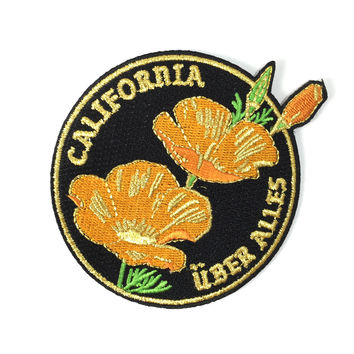 California Uber Alles Patch