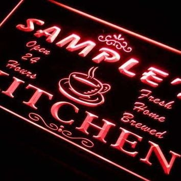 Personalized Kitchen LED Neon Light Sign