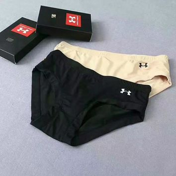 Under Armour Woman Solid Color Stretch Underpant Brief Panty
