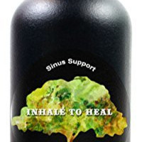Inhale to Heal Natural Sinus Support Essential Oil Blend 1 Ounce