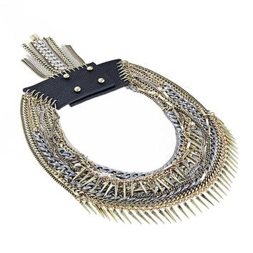 Jenny Bird Artemis Collar Necklace