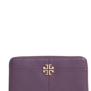 Tory Burch Ivy Leather Continental Wallet | Nordstrom