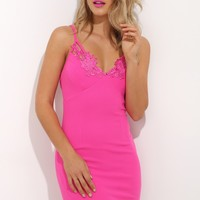 After Prom Dress Pink