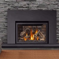 Napoleon Infrared X4 Gas Insert Electronic Ignition Fireplace