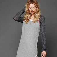 Free People Cashmere Thermal Nightie