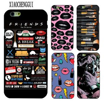 vans on the wall ,toddler boy vans Cosmetic case Black Hard Shell  For Apple iphoneX 8 8PLUS 4 4s 5 5s SE  5c 6 6S 6PLUS 7 7PLUS