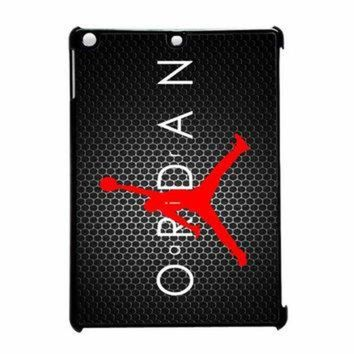 LMFUG7 Michael Jordan NBA Chicago Bulls Flying iPad Air Case