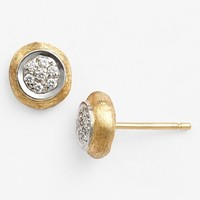 Women's Marco Bicego 'Piccolo - Jaipur' Diamond Stud Earrings