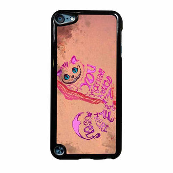 Alice In Wonderland Girls Animal iPod Touch 5th Generation Case