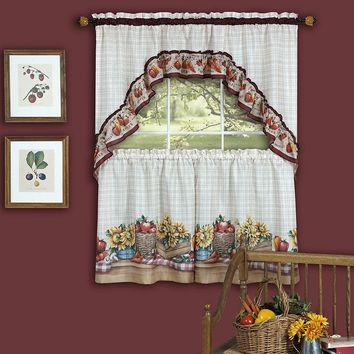 Best kohl 39 s kitchen curtains products on wanelo - Jcpenney bathroom window curtains ...