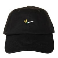 Joint Dad Hat (Black)