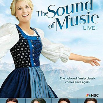 Carrie Underwood & Stephen Moyer & Beth McCarthy-Miller & Rob Ashford -The Sound of Music Live!