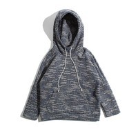 Men's Fashion Simple Design Hats Pullover Slim Hoodies [10795338243]