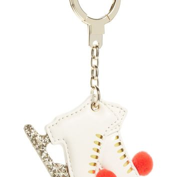 kate spade new york ice skate bag charm | Nordstrom