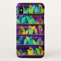 Tropical XIII iPhone X Case
