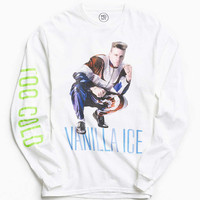 Vanilla Ice Too Cold Long Sleeve Tee - Urban Outfitters