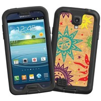"""Sun Tan """"Protective Decal Skin"""" for LifeProof fre/nuud Samsung Galaxy S4 Case"""