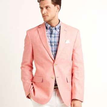 Cotton-Linen Sportcoat