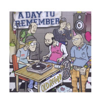 A Day To Remember - Old Record Vinyl LP Hot Topic Exclusive