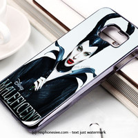 Maleficent Movie Samsung Galaxy S6 and S6 Edge Case