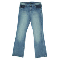 Kut From The Kloth Womens Light Five-Pocket Baby Bootcut Jeans