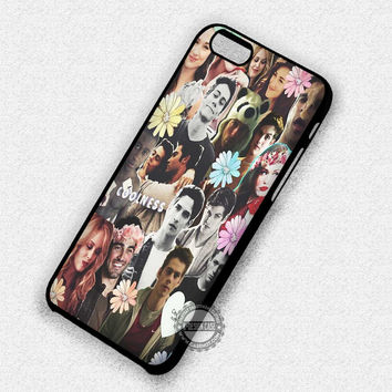 Teen Wolf Cast Collage - iPhone 7 6 5 SE 4 Cases & Covers