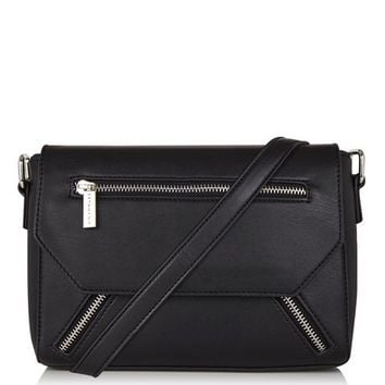 **Black Cleo Crossbody Bag by Skinnydip - Bags & Wallets - Bags & Accessories
