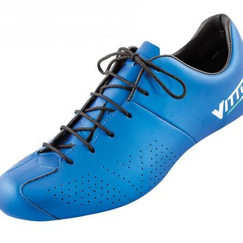 Vittoria 2019 Mondiale Road Cycling Shoes (Blue)