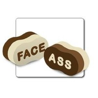Daron Ass/Face Sponge