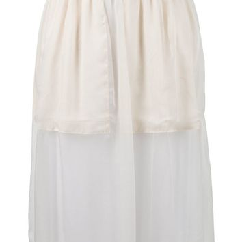 Stine Goya 'Desire' Sheer Skirt