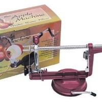 R & M Industries 5920 Apple Peeler/Corer/Slicer