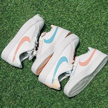 Nike new sneakers low-top white shoes lightweight casual shoes sneakers