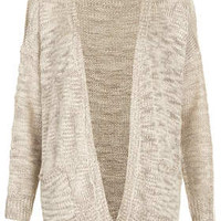 Knitted Slubby Stitch Cardi - New In This Week - New In - Topshop USA