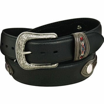 C.E. Schmidt Men's 1-3/8 in. Western Style Belt at Tractor Supply Co.