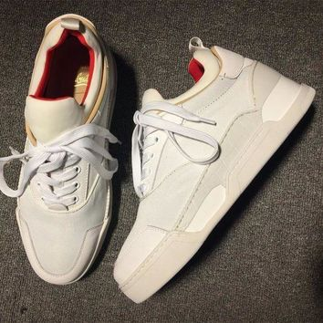 DCCK2 Cl Christian Louboutin Style #2133 Sneakers Fashion Shoes