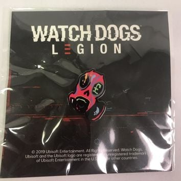 Watch Dogs Legion E3 Exclusive Pins