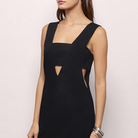Marshall Cut Out Shift Dress