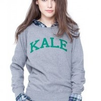 Fav Sweatshirt: KALE