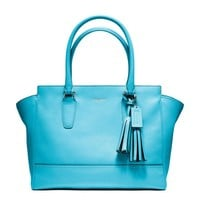 Coach :: Legacy Leather Medium Candace Carryall