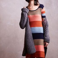 Colorstack Sweater Dress by Isabella Sinclair Multi