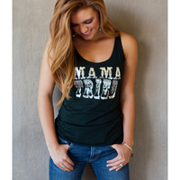 Women's Mama Tried Tank - Emerald