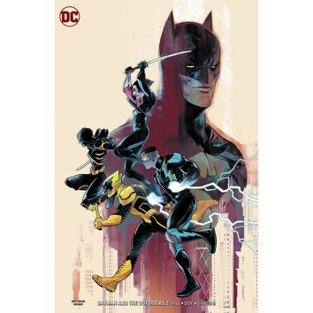 Batman And The Outsiders #2 Var Ed
