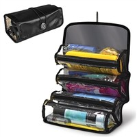 Roll Up College Bathroom Organizer